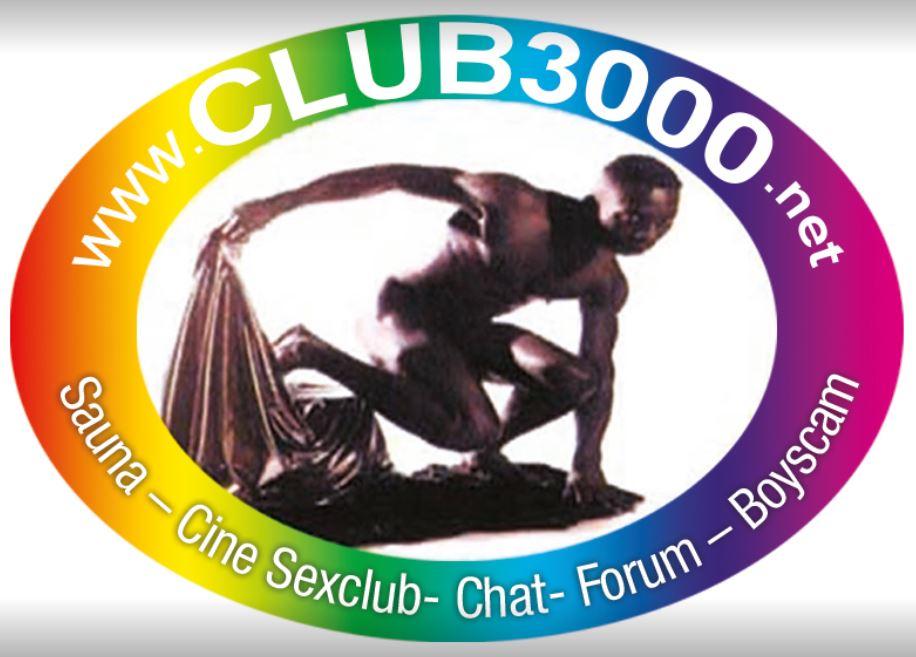 club 3000 logo